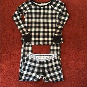 VS Plaid Pajamas